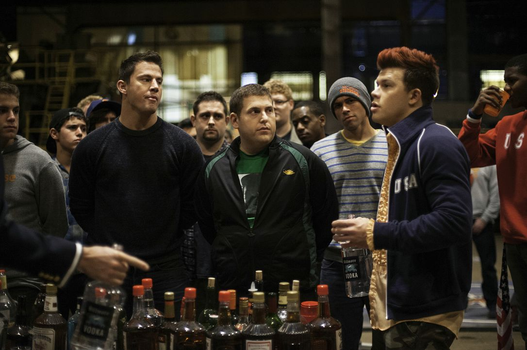 22-Jump-Street-15-Sony-Pictures-Releasing-GmbH - Bildquelle: Sony Pictures Releasing GmbH