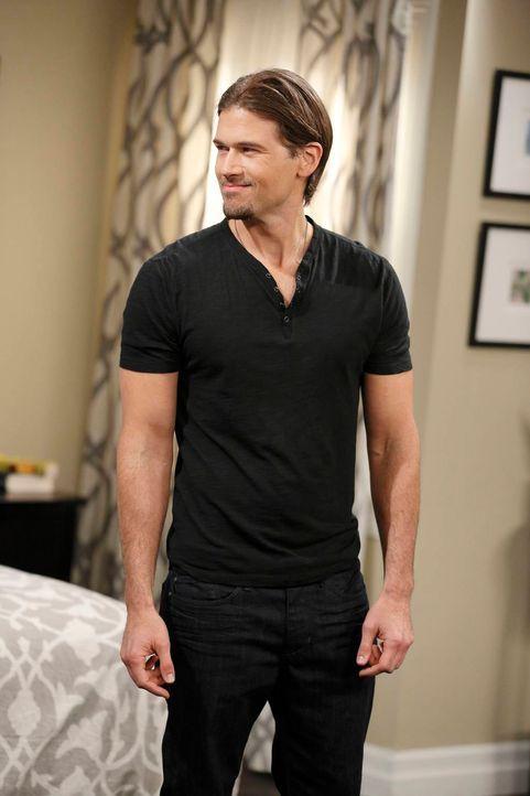 Als Handy Randy (Nick Zano) weiß er, wie er die Frauen glücklich machen kann ... - Bildquelle: 2013 CBS Broadcasting, Inc. All Rights Reserved.