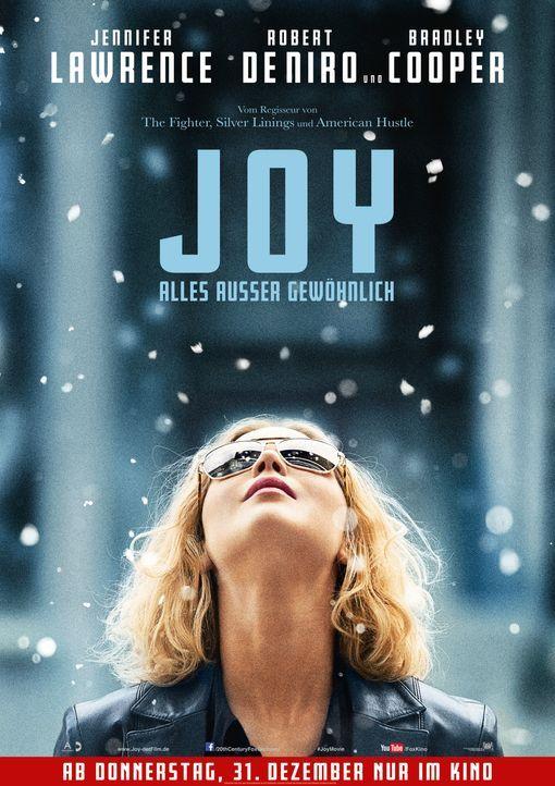 Joy-AllesAusserGewoehnlich-Plakat-20th-Century-Fox - Bildquelle: 20th Century Fox