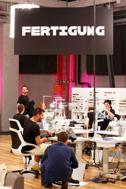 Fashion-Hero-Epi01-Atelier-62-ProSieben-Richard-Huebner - Bildquelle: ProSieben / Richard Huebner
