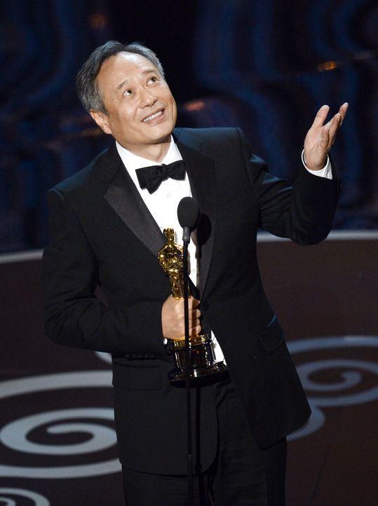 Oscar ® 2013 - Beste Regie: Ang Lee - Bildquelle: AFP / GETTY IMAGES NORTH AMERICA
