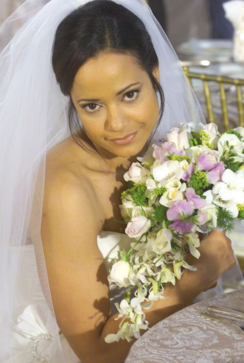 Träumt von einer Märchenhochzeit: Carla (Judy Reyes) ... - Bildquelle: Touchstone Television