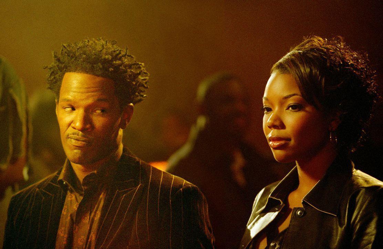 Als Cousin Evan ihn bittet, bei der Eroberung seiner Ex Freundin Nicky (Gabrielle Union, r.) behilflich zu sein, sagt Quincy (Jamie Foxx, l.) natür... - Bildquelle: 2006 Sony Pictures Television International.