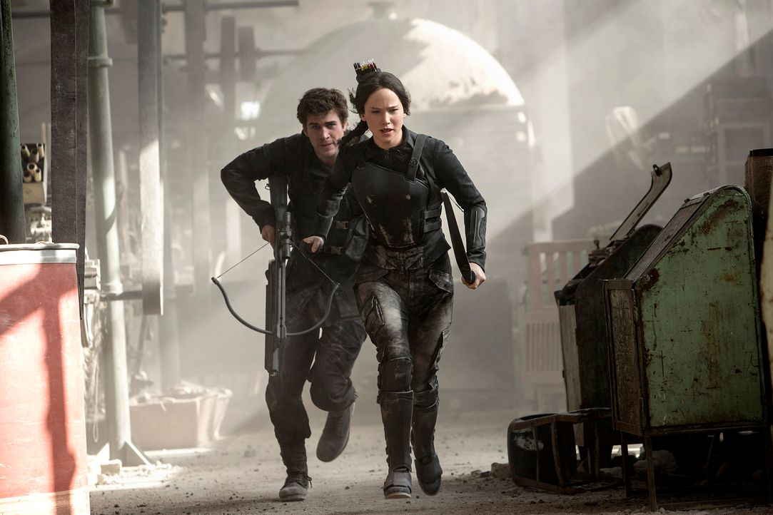 Die-Tribute-von-Panem-Mockingjay1-07-Studiocanal - Bildquelle: Studiocanal GmbH / Murray Close