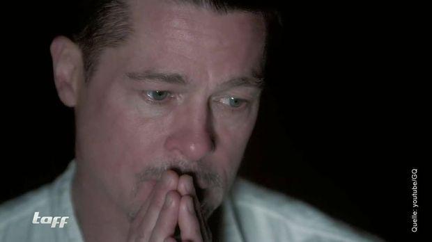 Taff - Taff - Brad Pitts Emotionale Alkoholbeichte