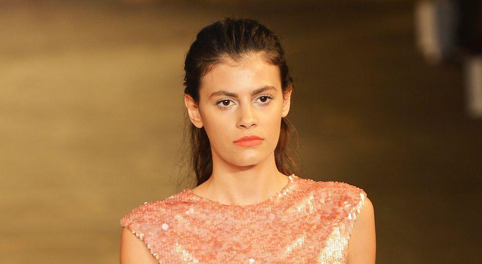 Fashionweek-NY-Alisar-Ailabouni-2-13-09-07-AFP - Bildquelle: AFP