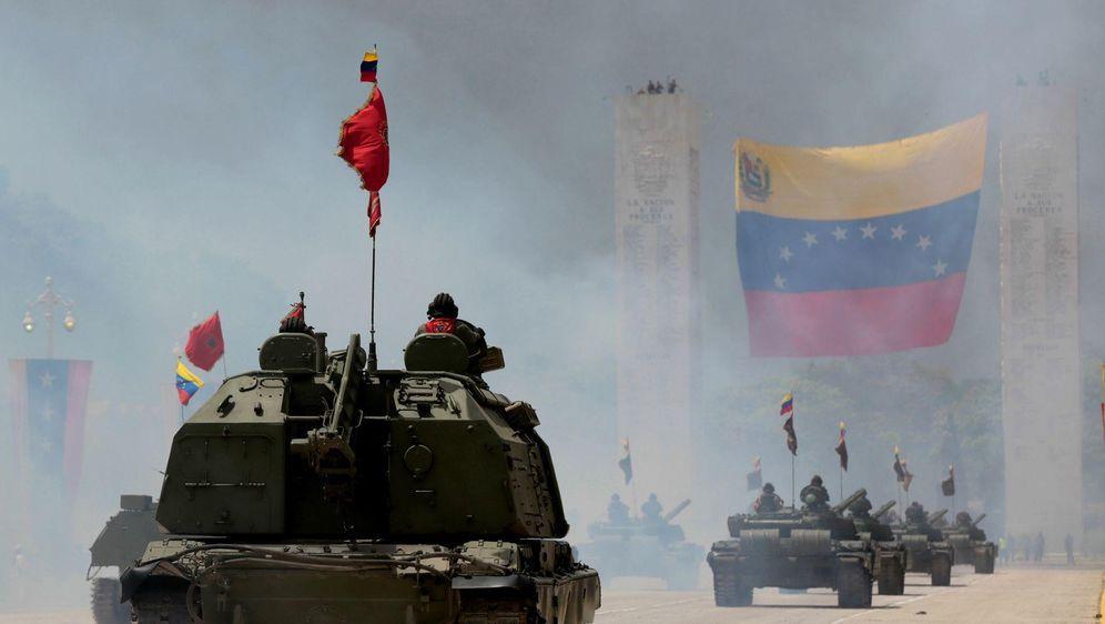 - Bildquelle: Prensa Miraflores/dpa