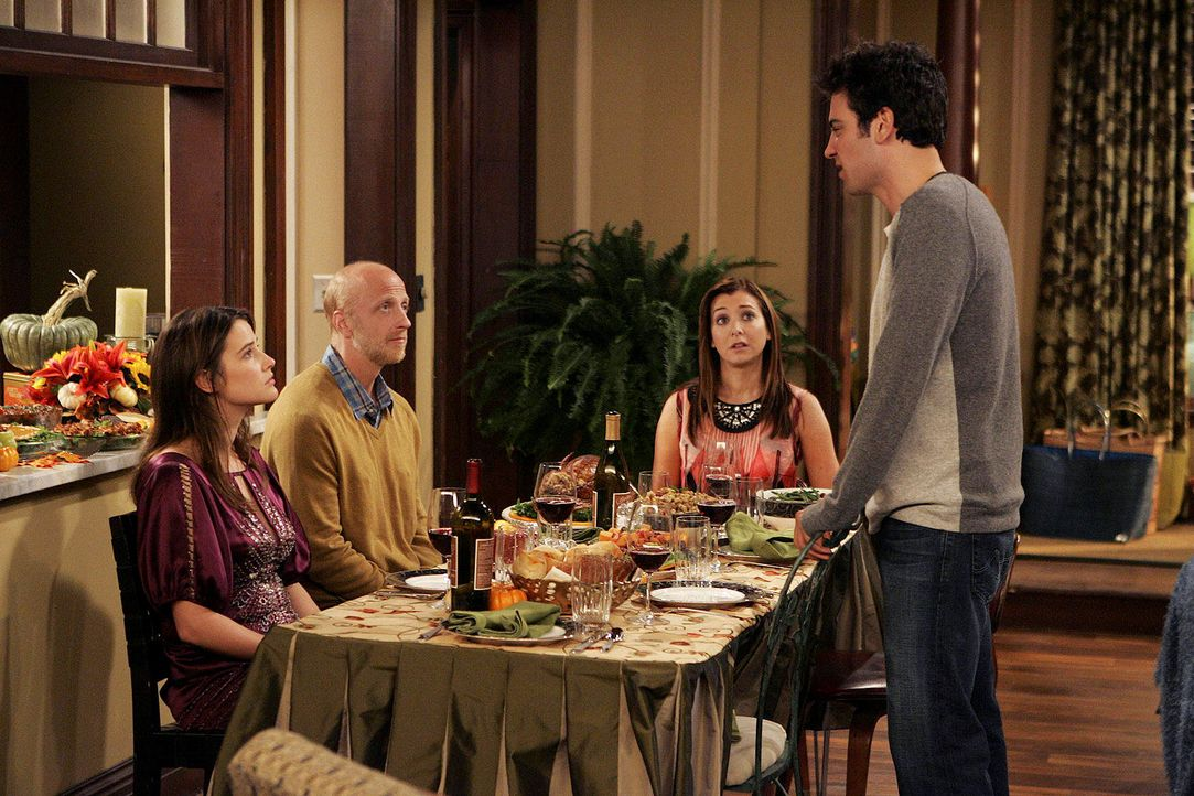 how-i-met-your-mother-special-klapsgiving2-10-20th-century-fox-international-televisionjpg 1536 x 1024 - Bildquelle: 20th Century Fox International Television