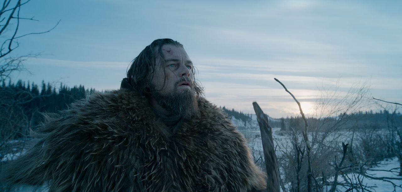 Zusammen mit einer Gruppe Gleichgesinnter macht sich der Fallensteller und Pelztier-Jäger Hugh Glass (Leonardo DiCaprio) auf den Weg in die winterli... - Bildquelle: 2015 Twentieth Century Fox Film Corporation.  All rights reserved.