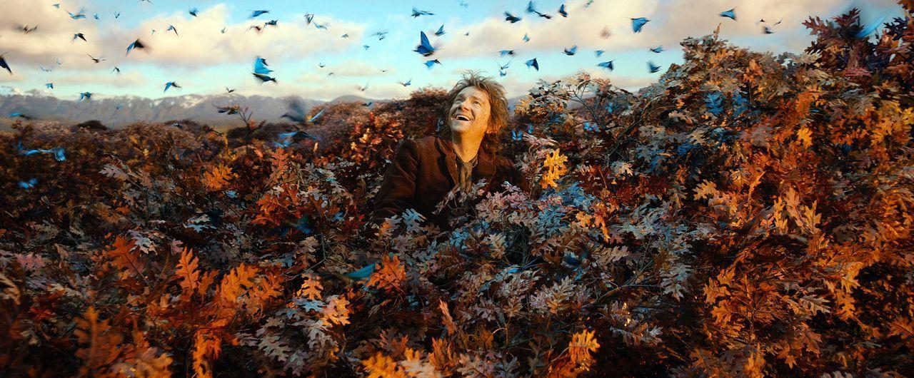 der-hobbit-smaugs-einoede-06-Warner-Bros - Bildquelle: 2012 Warner Bros. Entertainment Inc. and Metro-Goldwyn-Mayer Pictures Inc.