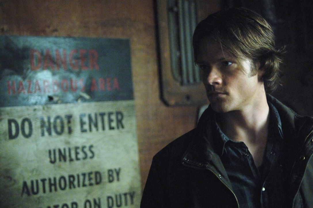 Gordon entwischt unterdessen aus dem Gefängnis und verfolgt Sam (Jared Padalecki), der nun in großer Gefahr ist ... - Bildquelle: Warner Bros. Television