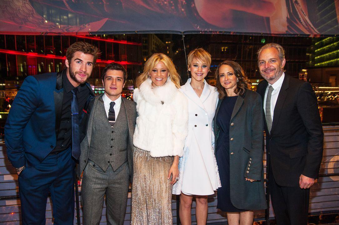 Hunger-Games-Catching-Fire-Deutschland-Premiere-38-Studiocanal - Bildquelle: Norbert Kesten, ShamrockMedia