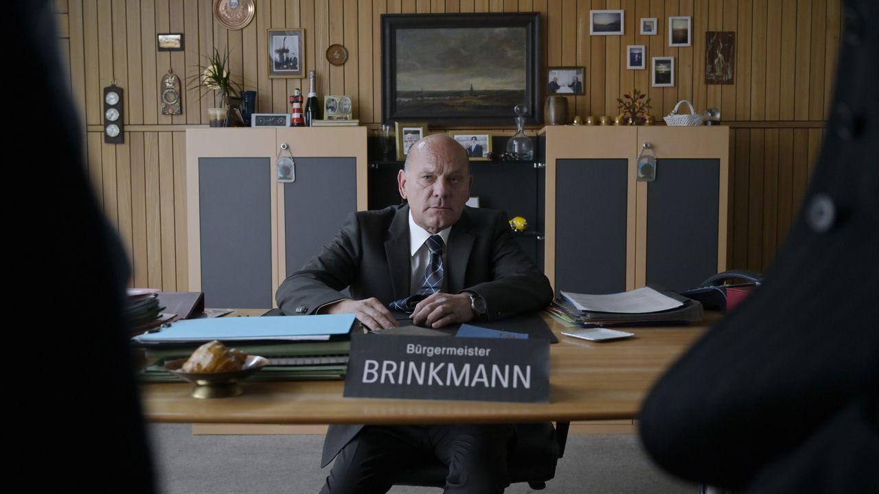 Ludger Brinkmann (Ulrich Gebauer) - Bildquelle: Christiane Pausch ProSieben / Christiane Pausch