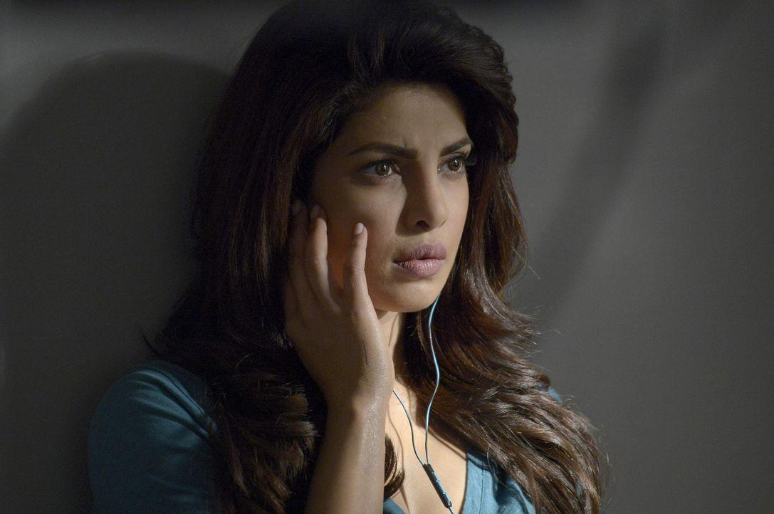 Wurde von Jake enttäuscht - doch wird sie ihm jemals wieder vertrauen können? Alex (Priyanka Chopra) ... - Bildquelle: Philippe Bosse 2015 ABC Studios