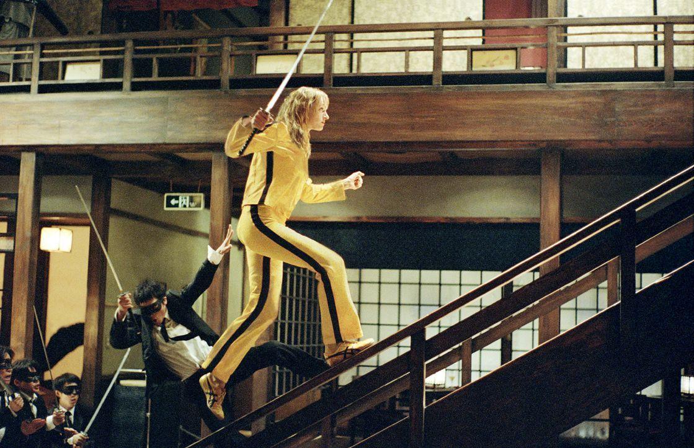 """Der Rachefeldzug ist in vollem Gange - doch so schnell gibt """"die Braut"""" (Uma Thurman) nicht auf ... - Bildquelle: Miramax Films/Dimension Films. All Rights Reserved."""