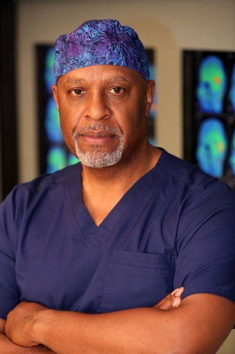 (12. Staffel) - Stets im Einsatz, um Leben zu retten: Dr. Richard Webber (James Pickens, Jr.) ... - Bildquelle: Adam Taylor ABC Studios