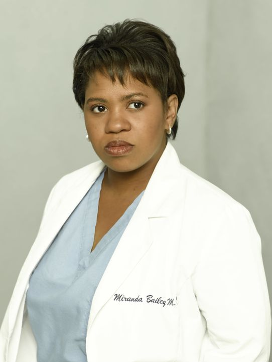 (5. Staffel) - Versucht die beste Allgemeinchirurgin des ganzen Landes zu werden: Dr. Miranda Bailey (Chandra Wilson) - Bildquelle: Bob D'Amico 2007 American Broadcasting Companies, Inc. All rights reserved. NO ARCHIVING. NO RESALE.