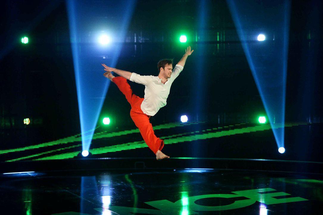 Got-To-Dance-Oleg-03-SAT1-ProSieben-Willi-Weber - Bildquelle: SAT.1/ProSieben/Willi Weber