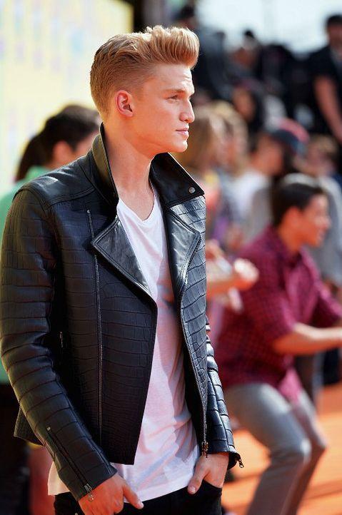 Kids-Choice-Awards-Cody-Simpson-14-03-29-getty-AFP - Bildquelle: getty-AFP