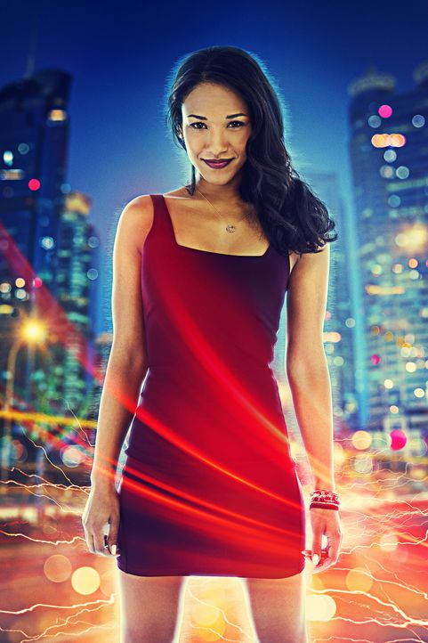 Iris West (Candice Patton)