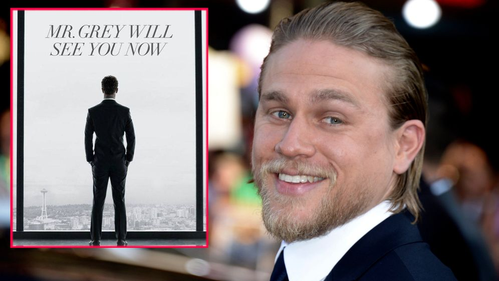 Fifty Shades Of Grey Ohne Charlie Hunnam Das Wird Ein Verdammtes