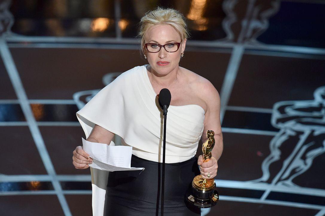 Patricia Arquette - Bildquelle: getty AFP
