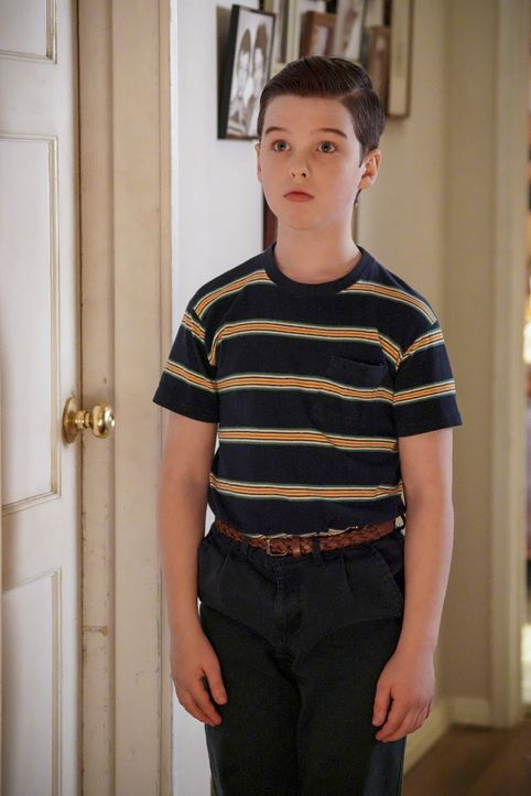 Sheldon (Iain Armitage) - Bildquelle: 2019 Warner Bros. Entertainment Inc.  All Rights Reserved.