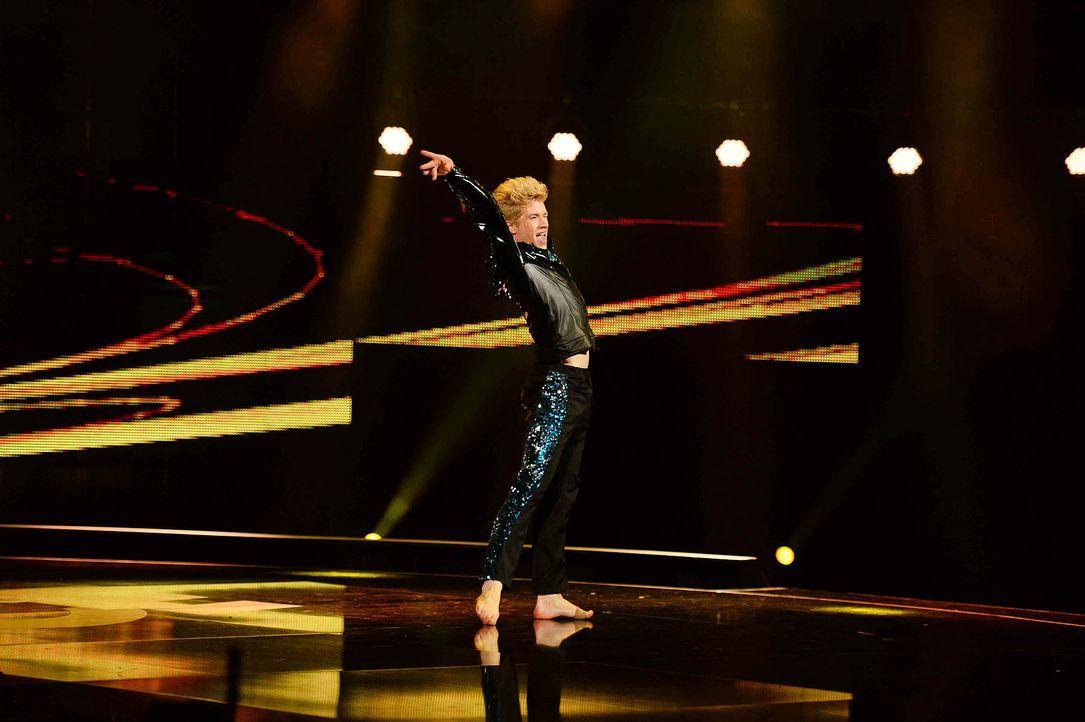 Got-To-Dance-Florian-Cramer-04-SAT1-ProSieben-Willi-Weber - Bildquelle: SAT.1/ProSieben/Willi Weber