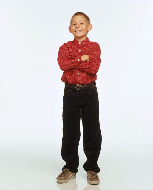 (3. Staffel) - Nesthäkchen Dewey (Erik Per Sullivan) erweist sich manchmal als nerviger, kleiner Bruder. - Bildquelle: TM +   Twentieth Century Fox Film Corporation. All Rights Reserved.