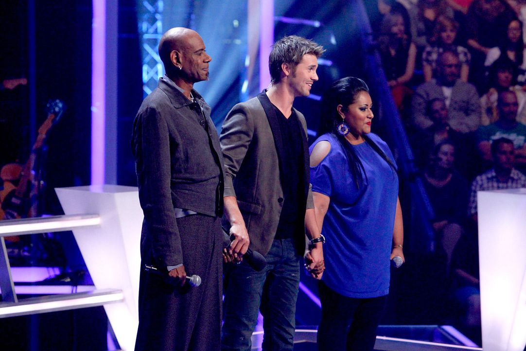 battle-michelle-vs-dennis-12-the-voice-of-germany-richard-huebnerjpg 1700 x 1134 - Bildquelle: SAT1/ProSieben/Richard Hübner