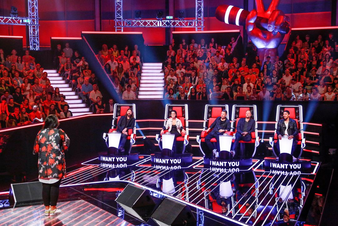 TVOG-Stf05-Cheryl-03-SAT1-ProSieben-Richard-Huebner - Bildquelle: SAT.1/ProSieben/Richard Huebner