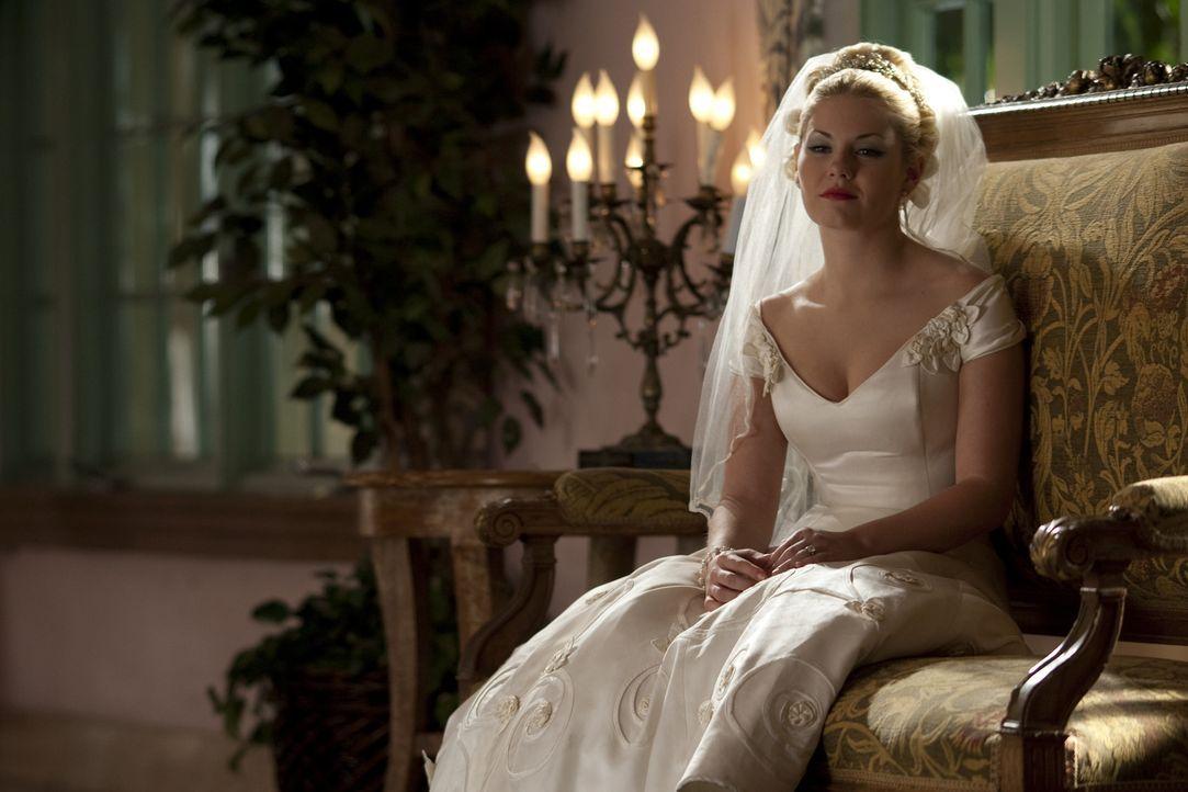 Hat es mit ihrem Vater nie leicht gehabt. Kann sie ihm am Tag ihrer Hochzeit verzeihen? Barbara (Elisha Cuthbert) ... - Bildquelle: Koch Media GmbH, Six Wives, LLC.