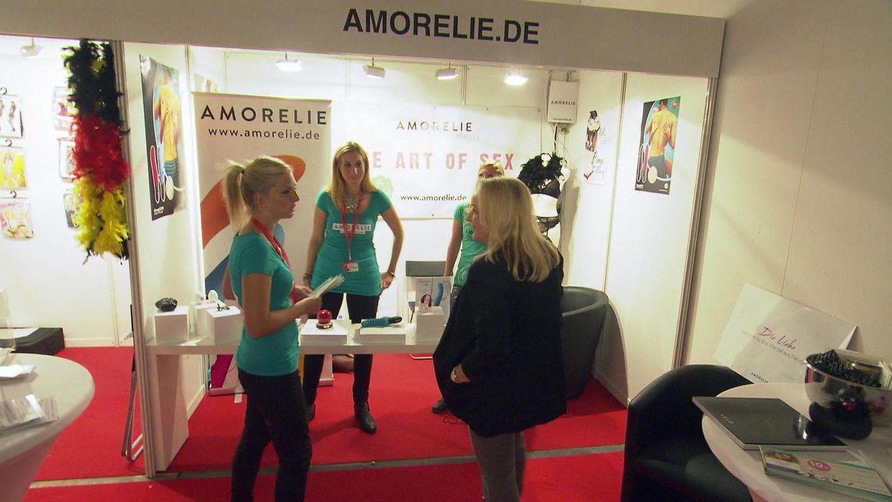Die Deutsche Lea-Sophie Cramer hat mit ihrem Erotik-Versandhandel die Sexindustrie revolutioniert ... - Bildquelle: ProSieben