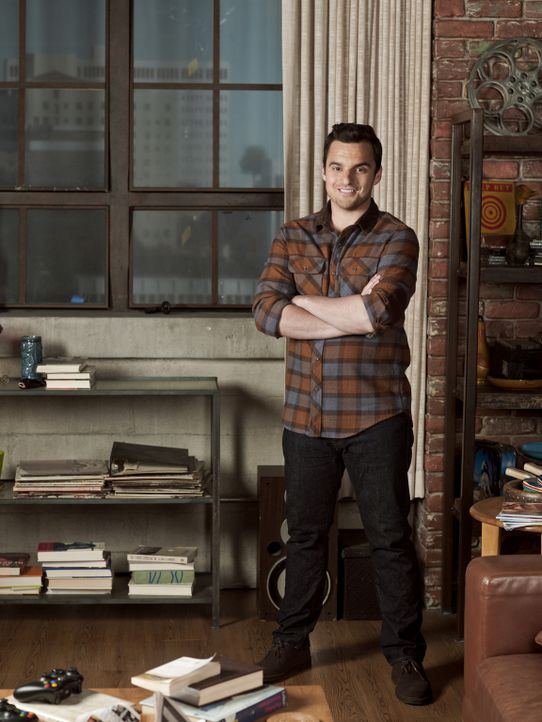 (3. Staffel) - Das Leben hält einige Überraschungen für Nick (Jake Johnson) bereit ... - Bildquelle: TM &   2013 Fox and its related entities. All rights reserved.