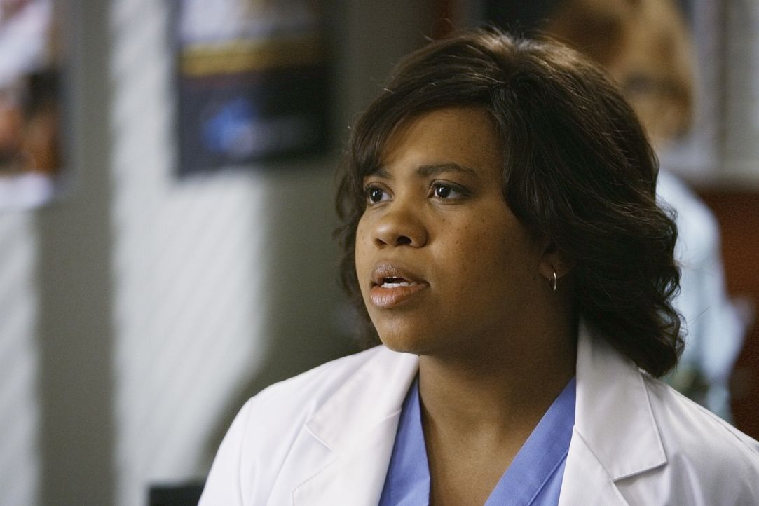 Wird vor ein Ultimatum gestellt: Bailey (Chandra Wilson) ... - Bildquelle: Scott Garfield 2009 American Broadcasting Companies, Inc. All rights reserved. NO ARCHIVE. NO RESALE.