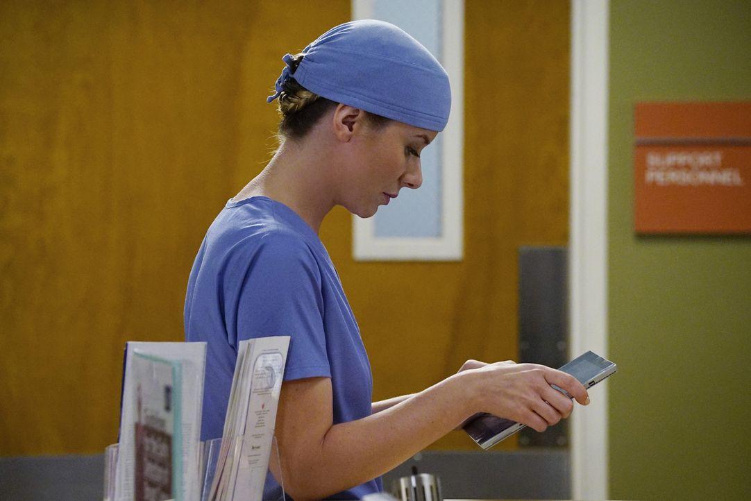 Wie wird sie im Krankenhaus aufgenommen werden? Dr. Leah Murphy (Tessa Ferrer) ... - Bildquelle: Richard Cartwright 2016 American Broadcasting Companies, Inc. All rights reserved.