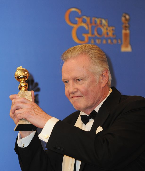 Golden-Globe-Jon-Voight-14-01-12-AFP - Bildquelle: getty-AFP