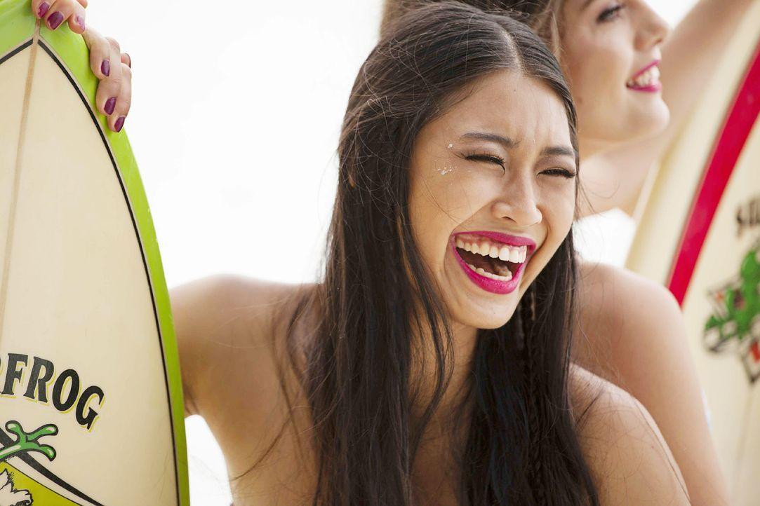 GNTM-Stf10-Epi13-Bikini-Shooting-Malediven-97-Anuthida-ProSieben-Boris-Breuer - Bildquelle: ProSieben/Boris Breuer