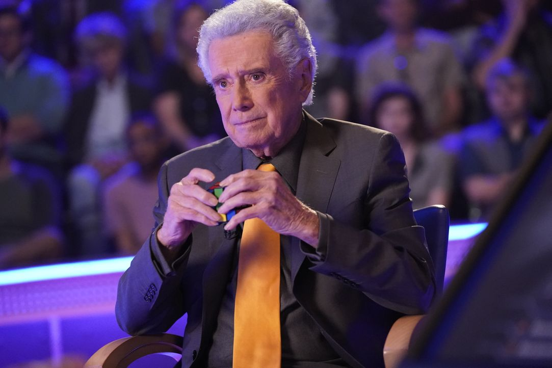 Regis Philbin - Bildquelle: Mitch Haaseth 2019-2020 American Broadcasting Companies.  All rights reserved. / Mitch Haaseth