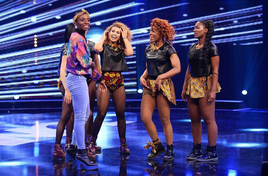 Got-To-Dance-Afro-Flavour-11-SAT1-ProSieben-Willi-Weber - Bildquelle: SAT.1/ProSieben/Willi Weber