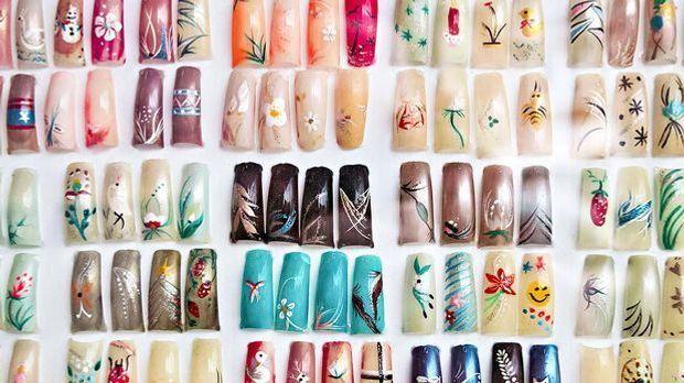 Kunstnägel und Press On Nails - Nagellacktrend in 2021