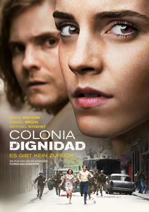 Colonia Dignidad - Es gibt kein Zurück - Plakat - Bildquelle: 2016 Majestic Home Entertainment.  All rights reserved.