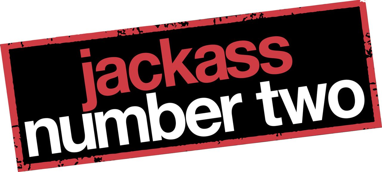 JACKASS NUMBER TWO - Logo - Bildquelle: 2007 BY PARAMOUNT PICTURES AND MTV NETWORKS. A DIVISION OF VIACOM INTERNATIONAL INC. ALL RIGHTS RESERVED.