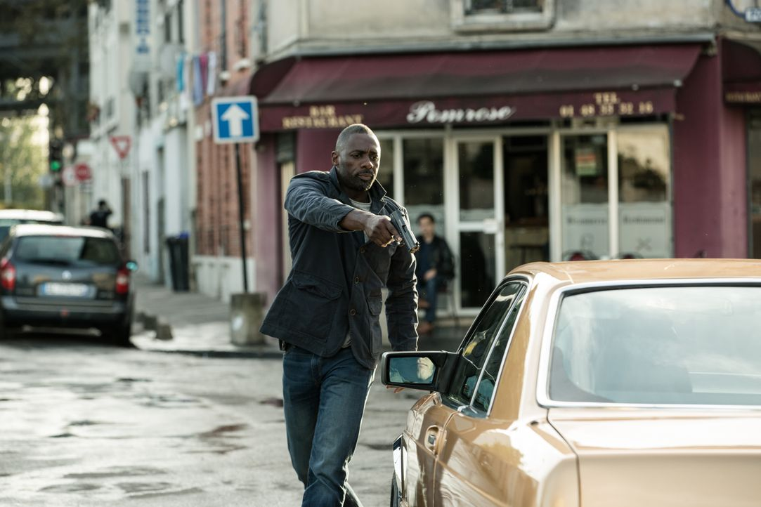 Sean Briar (Idris Elba) - Bildquelle: 2016 STUDIOCANAL S.A. TF1 FILMS PRODUCTION S.A.S. ALL RIGHTS RESERVED.