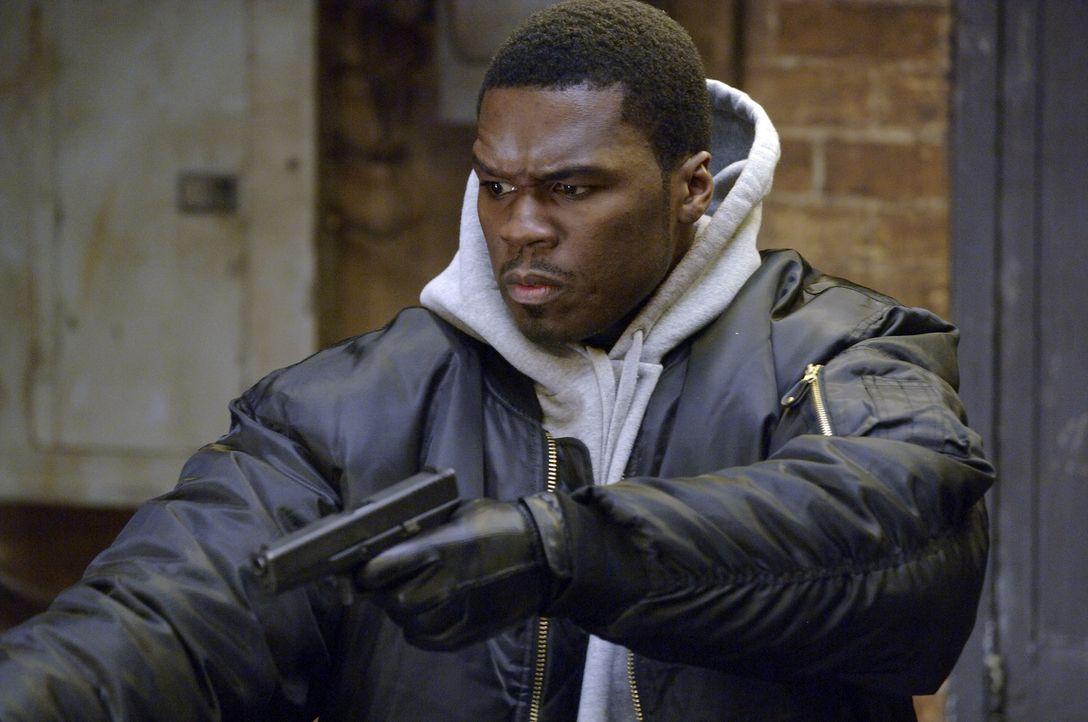 Auf der Jagd nach dem schnellen Geld: Marcus (50 Cent) ... - Bildquelle: 2005 by PARAMOUNT PICTURES. All Rights Reserved.