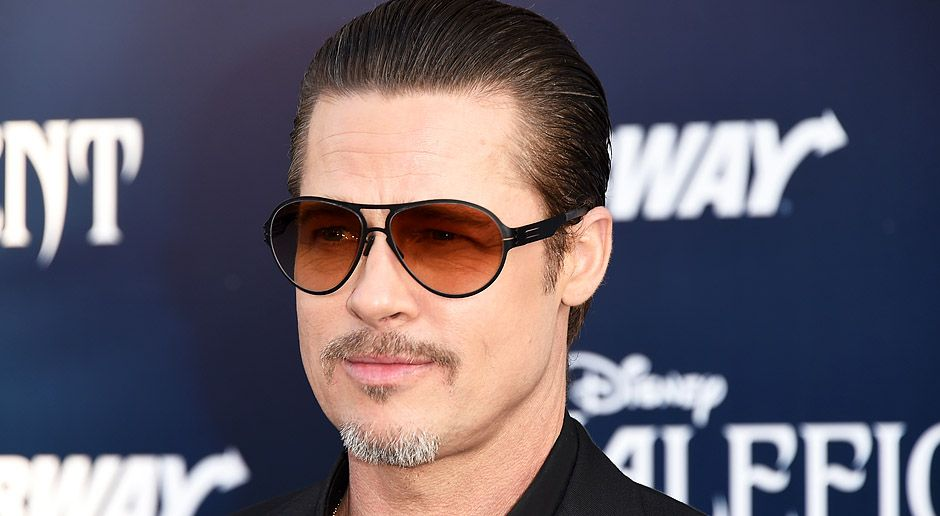 Maleficent-Brad-Pitt-14-05-28-5-getty-AFP - Bildquelle: getty-AFP