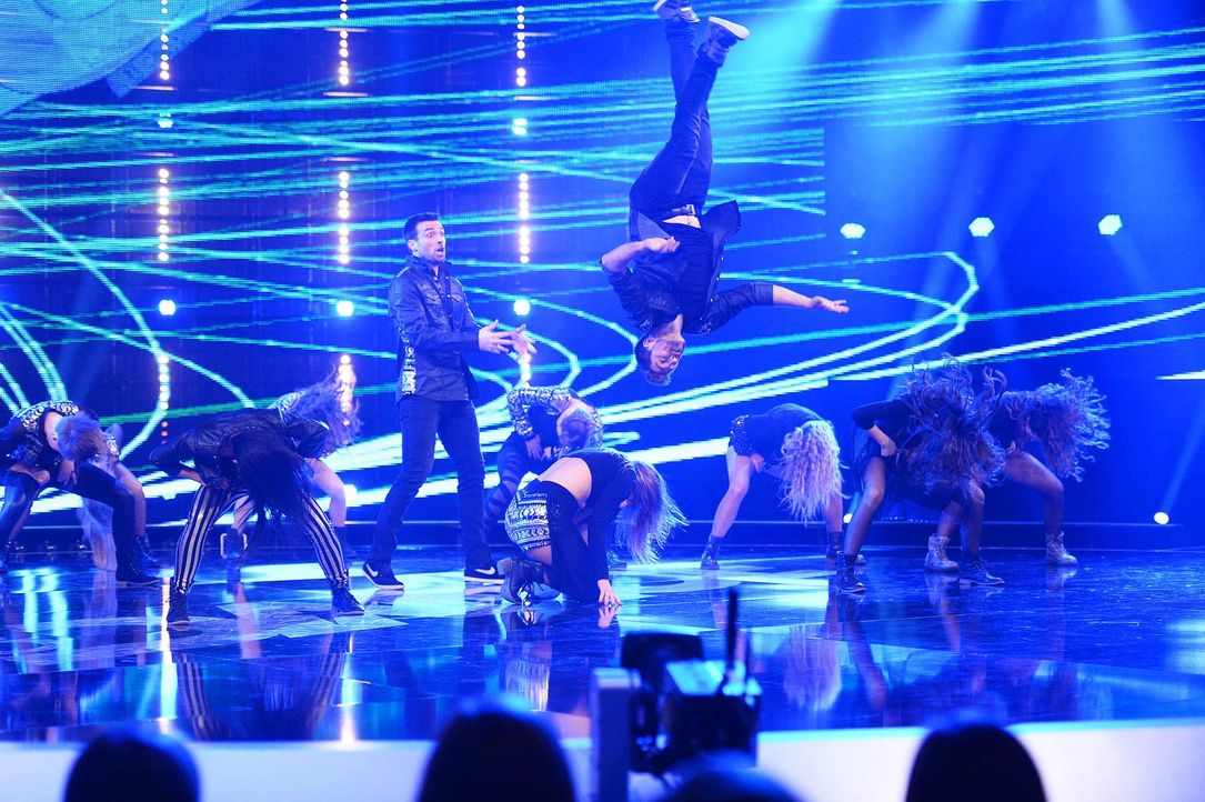 Got-To-Dance-Diced13-10-SAT1-ProSieben-Willi-Weber - Bildquelle: SAT.1/ProSieben/Willi Weber