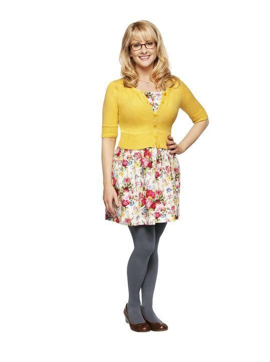 (7. Staffel) - Führt ein ganz besonderes Leben: Bernadette (Melissa Rauch) ... - Bildquelle: Warner Bros. Television