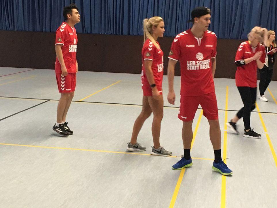 ProSieben Völkerball_2 - Bildquelle: ProSieben