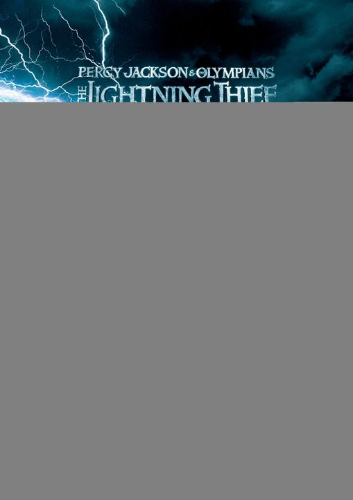 PERCY JACKSON - DIEBE IM OLYMP - Plakatmotiv - Bildquelle: 2010 Twentieth Century Fox Film Corporation. All rights reserved.